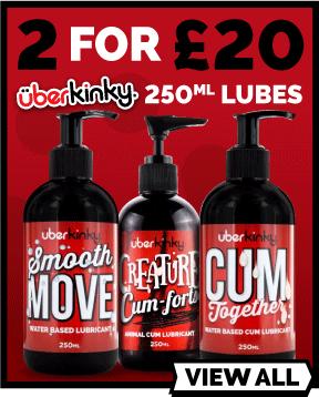 2 For £20 On 250ml UberKinky Lubricants