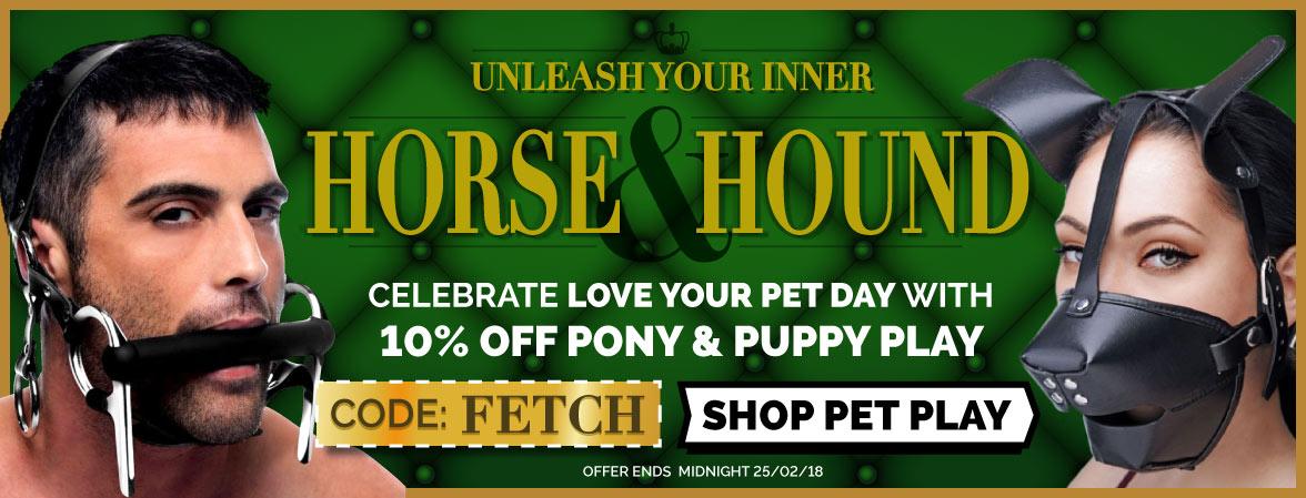 Pet Play Offer