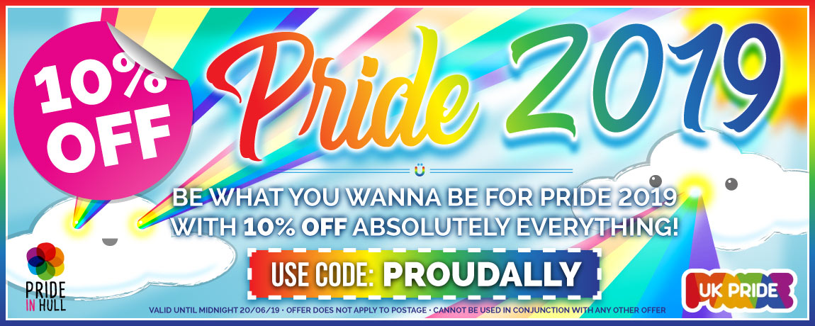 Celebrate Pride Month With 10% Off At UberKinky