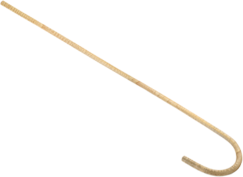 Crook Handle Rattan Cane