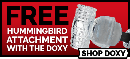 Free Hummingbird Attachment With The Doxy