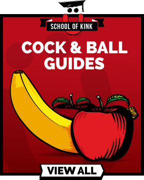 Cock and Ball Guides
