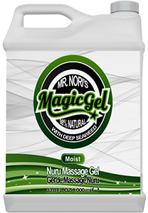 Mr Nori Nuru Magic Gel Moist 1000ml