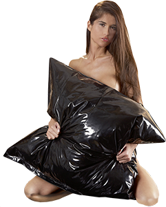 Fetish Collection Vinyl Pillow Case