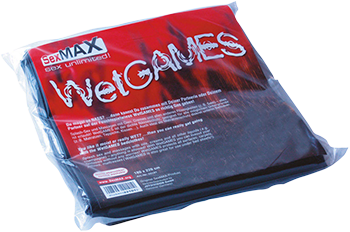 JoyDivision Sex Max Wet Games Waterproof Sheet