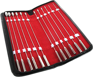 Rosebud Urethral Sounds Kit