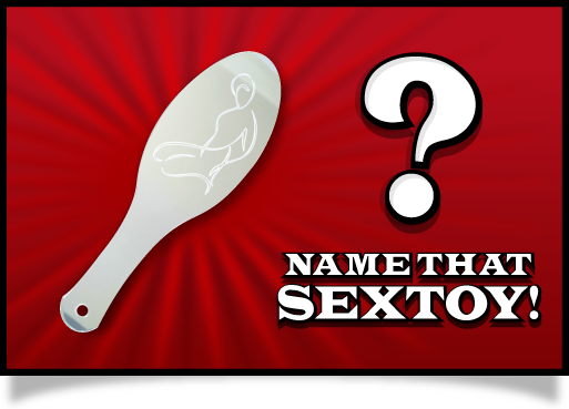 Name that sex toy 3