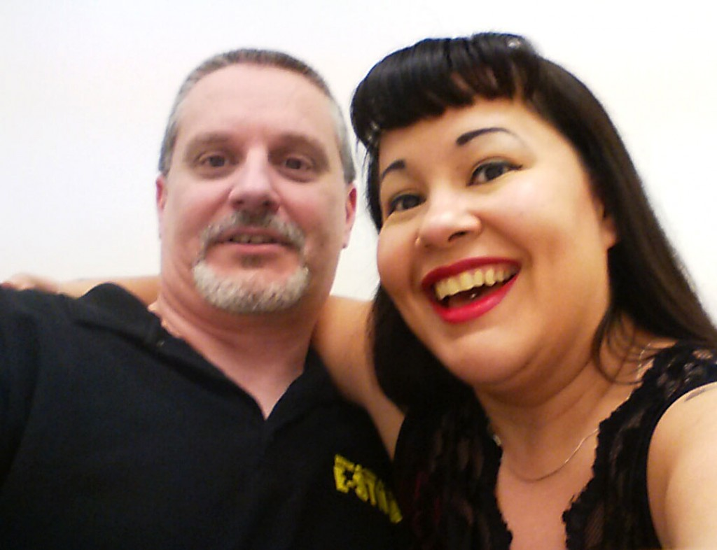 Mick from E-Stim with Mistress Victoria