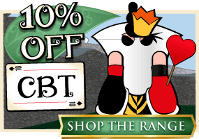 10% off CBT items