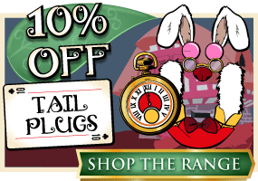 10% off Tail Butt Plugs