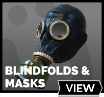 Blindfolds and Bondage Masks