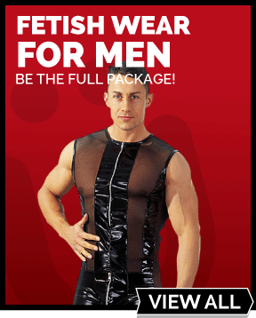 Mens Fetish Wear