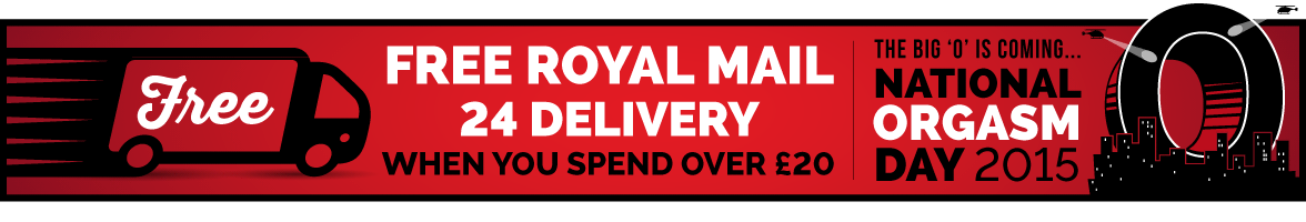Free 24 Delivery Over £20