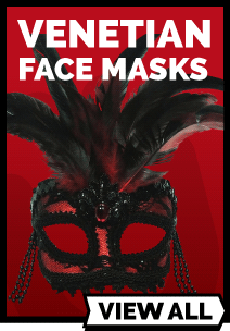 Venetian Face Masks