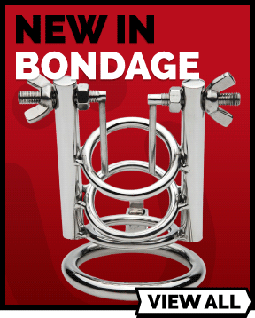 Brand New Bondage Gear and Toys