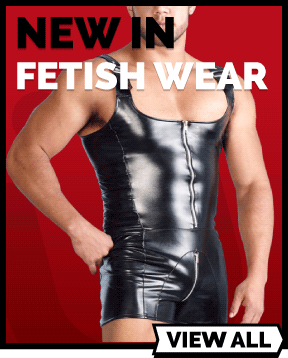 New Fetish Wear at Uberkinky