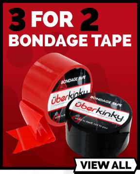 3 for 2 Bondage Tape