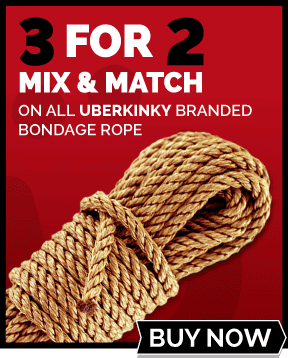 3 for 2 on Rope Restraints
