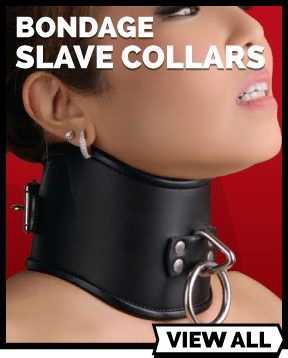 Slave Collars and Leashes