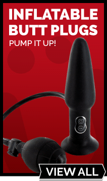 Inflatable Butt Plugs