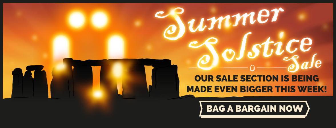 Our Summer Solstice Sale Shines On